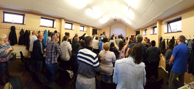 Liberty Church Swinton Event