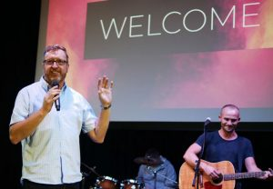 Welcome to Liberty Church Rotherham from Pastor Adrian Dexter